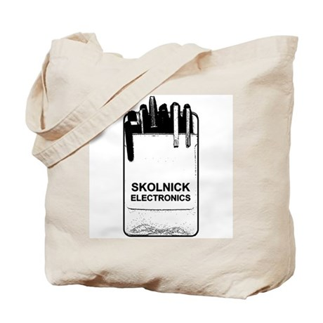 Skolnick Electronics Pocket P Tote Bag