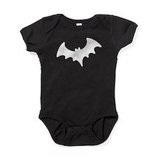 Bat Silhouette Baby Bodysuit