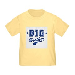 Big Brother - Team Toddler T-Shirt