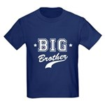 Big Brother - Team Kids Navy T-Shirt