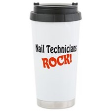 Unique Nail tech Travel Mug