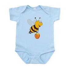 Honey Pot Bee Body Suit