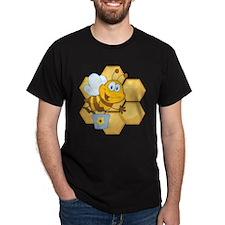 Honeycomb Bee T-Shirt