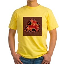 digital art red T-Shirt
