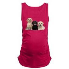 The Labrador Retriever Maternity Tank Top