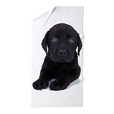 The Labrador Retriever Beach Towel