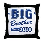 Big Brother Team 2010 Throw Pillow