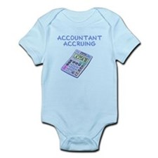 Future accountant Body Suit