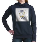 stars n stripes 4 ever copy.jpg Hooded Sweatshirt