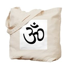 Cute Aum Tote Bag
