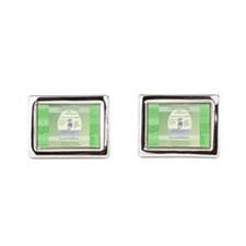 Annotated Wind In the Willows Cufflinks