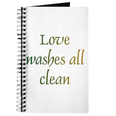Love Washes All Journal