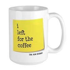 EXMO Coffee Mugs