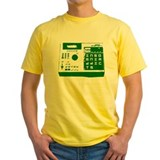 The Insomniaddicts MPC yellow t-shirt