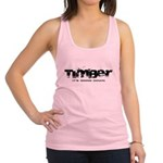 Timber - It's Going Down Racerback Tank Top