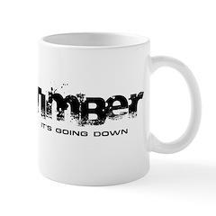 Timber - It's Going Down Mug