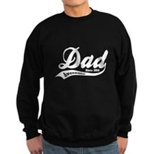 Awesome Dad Since 2014 Sweatshirt