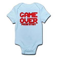 Game Over Body Suit