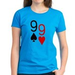 Phil Hellmuth WSOP Women's Dark T-Shirt