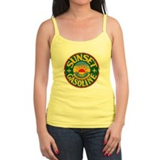 Sunset Gasoline Ladies Top