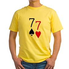 Pocket Sevens Poker T