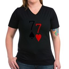 Pocket Sevens Poker Shirt