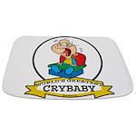 WORLDS GREATEST CRYBABY CARTOON.png Bathmat
