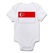 Cute Travel singapore Infant Bodysuit
