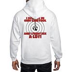 Evil Conservative Gun Control Hooded Sweatshirt