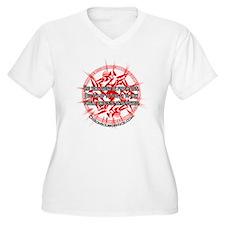 CON Plus Size T-Shirt