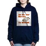 burrito copy.jpg Hooded Sweatshirt