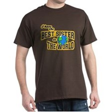 World's Best Sister T-Shirt