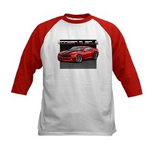 2010 Red Camaro Baseball Jersey