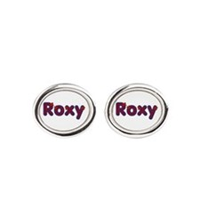 Roxy Red Caps Cufflinks