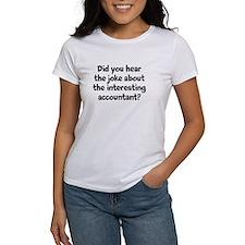 Accountant Joke T-Shirt
