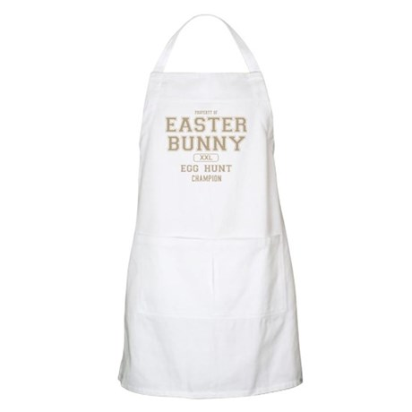 Property of the Easter Bunny BBQ Apron