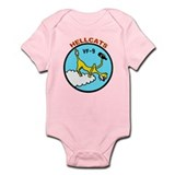 VF 9 Hellcats Infant Bodysuit