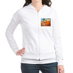 Room with Border Collie Jr. Hoodie