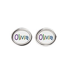 Olivia Play Clay Cufflinks