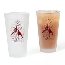 Cardinal Clan Drinking Glass