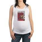 Austin Outlaws 2013 Maternity Tank Top