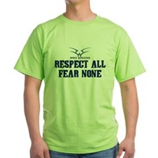 Remix-Respect All Fear None T-Shirt