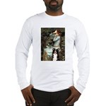 Ophelia & Border Collie Long Sleeve T-Shirt