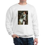 Ophelia & Border Collie Sweatshirt