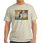 Garden & Border Collie Light T-Shirt