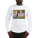 Garden & Border Collie Long Sleeve T-Shirt