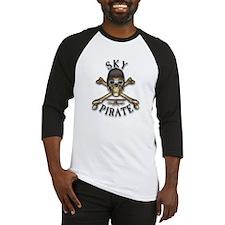 Sky Pirate Baseball Jersey