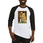 The Kiss & Border Collie Baseball Jersey