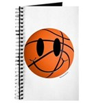 Basketball Smiley Journal
