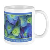 Mother's Day Hydrangea Small Mug